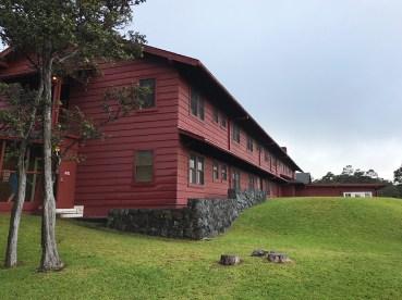 Volcano House Lodge at Hawaii Volcanoes National Park