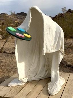Albert Szukalski Ghost Artist