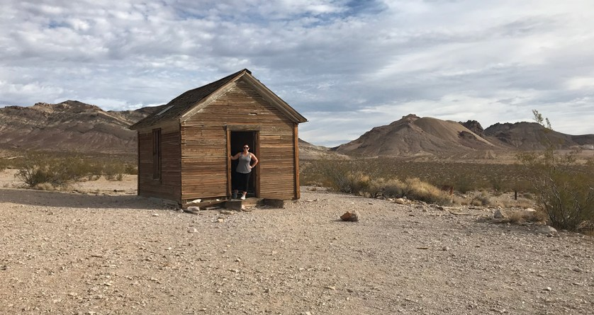 Ghost Town Lodging