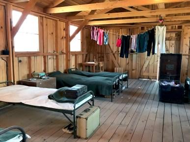 Manzanar Block14 Living Quarters