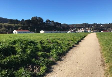 Crissy Field in San Francisco