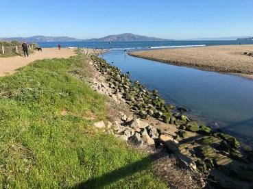 Crissy Field Water Inlet