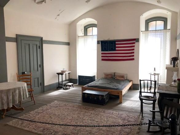 Fort Point Captain's Quarters