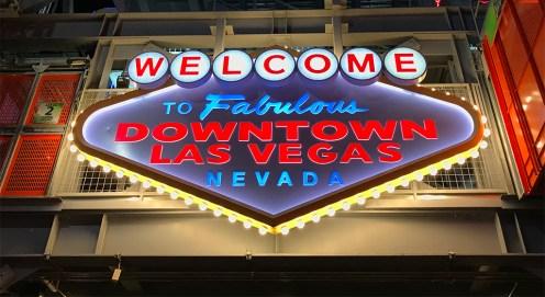 Fremont Street Neon Las Vegas Sign
