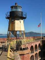 Historic Fort Point Lighthouse