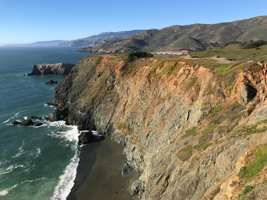 The Gorgeous Marin Coastline