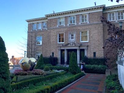 US Senator Diane Feinstein's Home