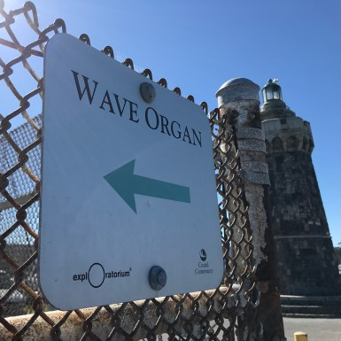 Wave Organ Sign