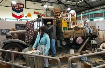 Arizona Route 66 Museum Exhibit