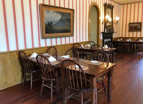 Cosmopolitan Hotel Dining Room