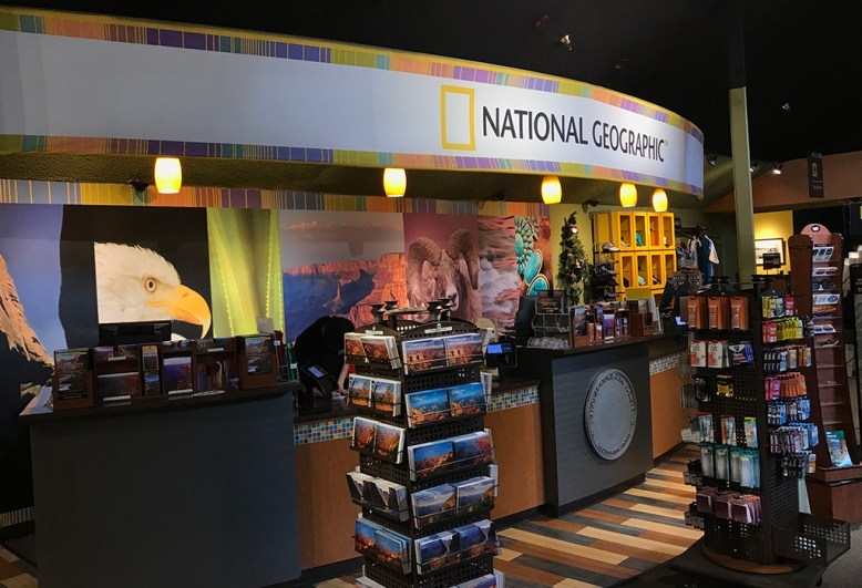 National Geographic Grand Canyon Visitor Center