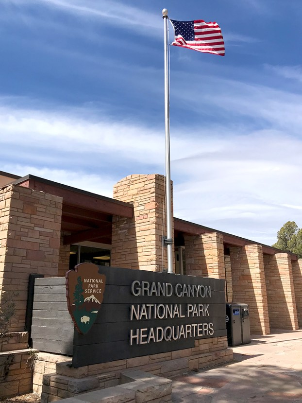 Grand Canyon National Park Headquarters