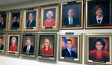 Hall Of Presidents at the Mohave Museum