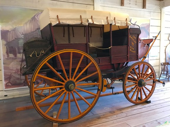 Historic Stagecoach Museum