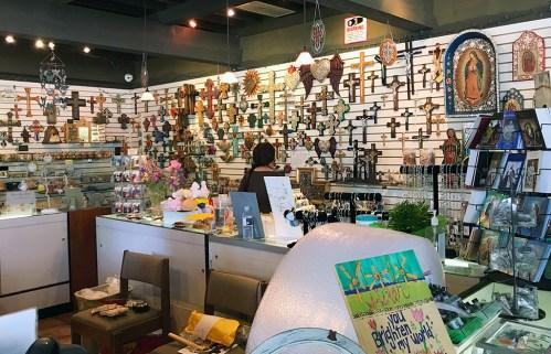 Mission San Digeo Store