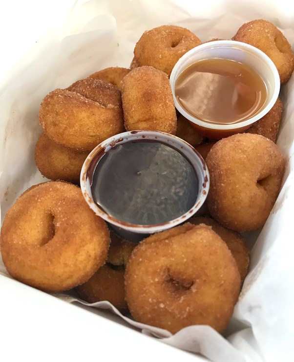 Castle Mini Donuts