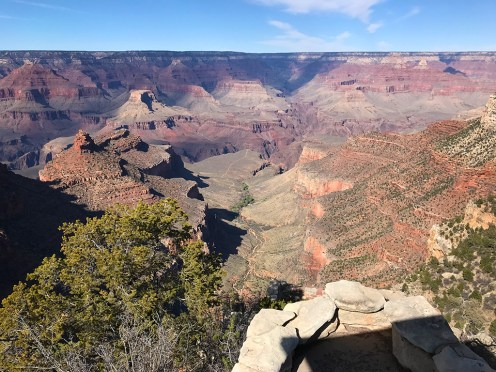 Grand Canyon Views From The Lookout