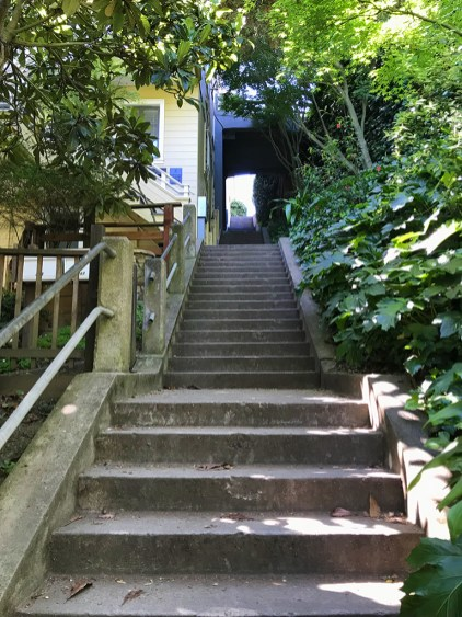 Greenwich Steps