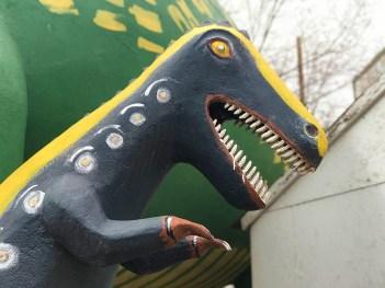 Holbrook, Arizona Dinosaurs