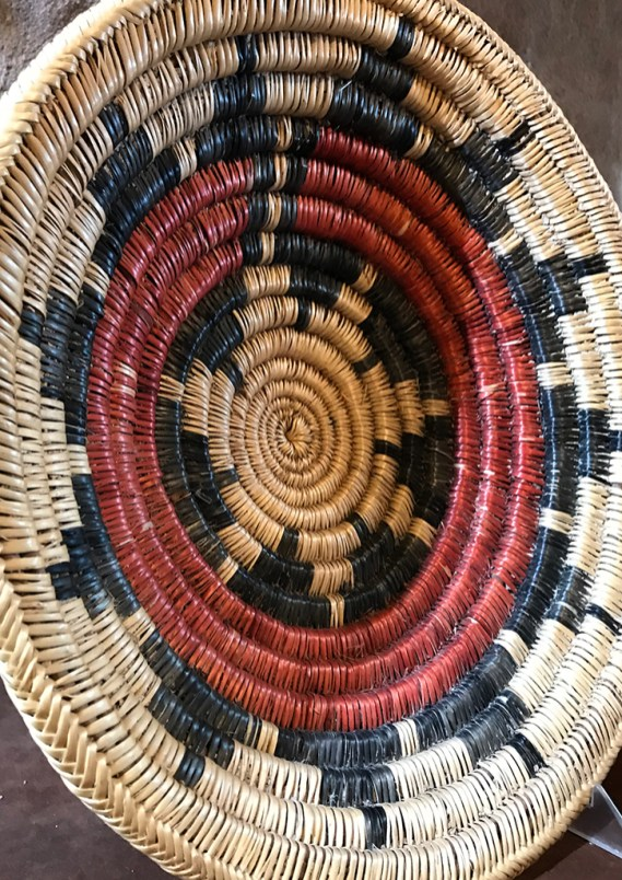 Hopi House Basket