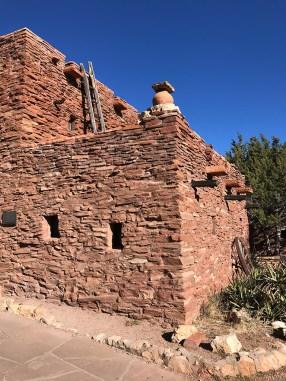 Hopi House Exterior