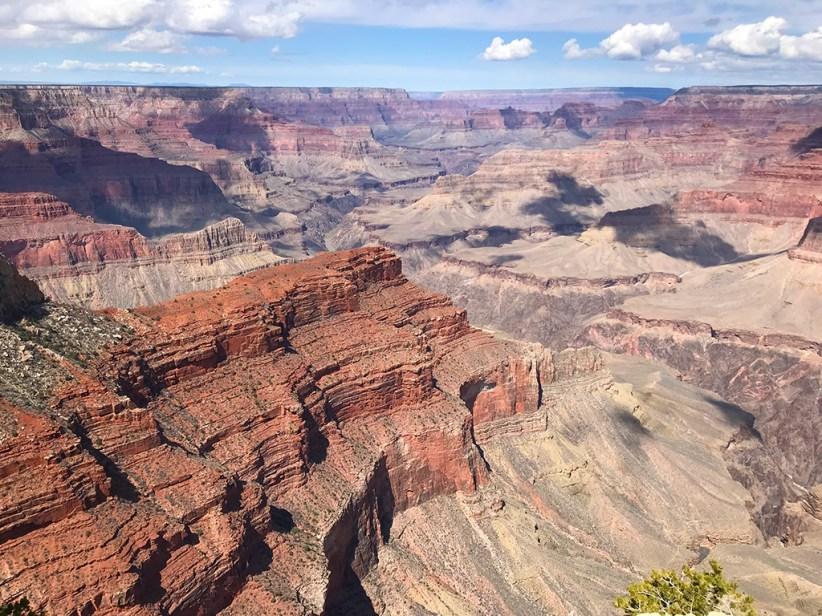 Hopi Point Grand Canyon Views