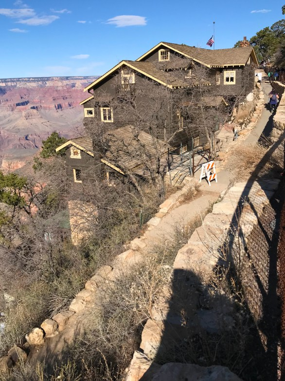 Kolb Studio on the Grand Canyon South Rim