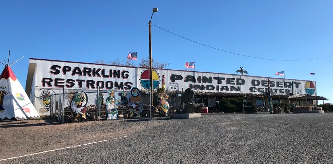 The Painted Desert Indian Center