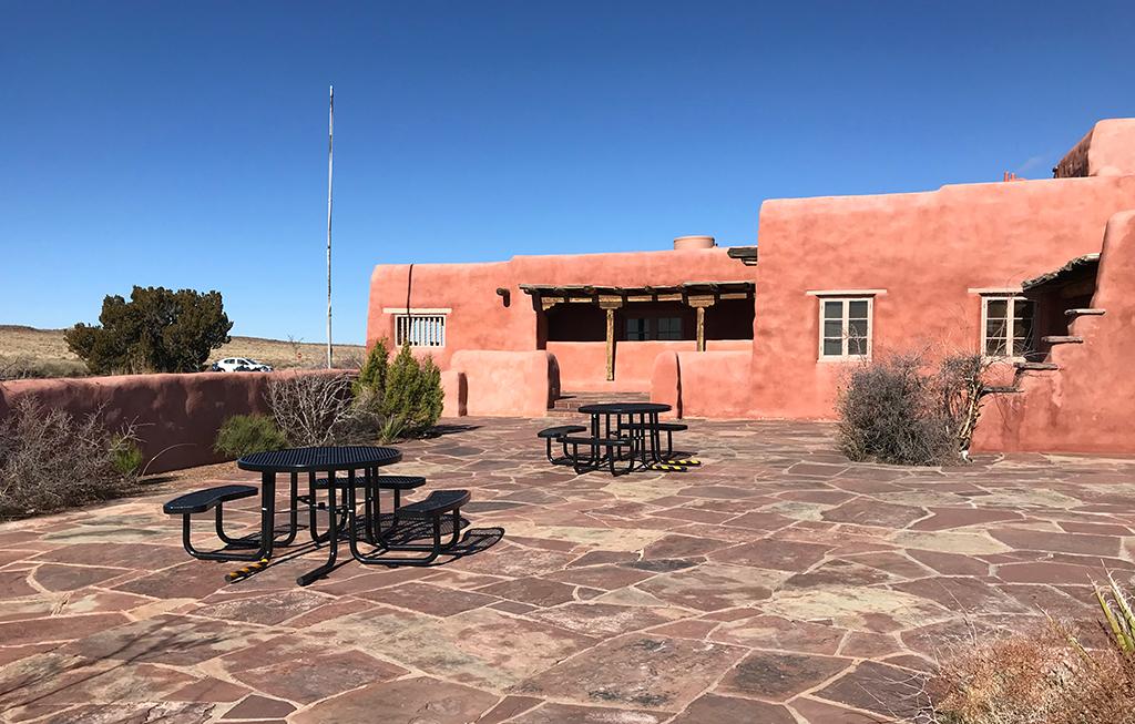 Painted Desert Inn Museum Picnic Area