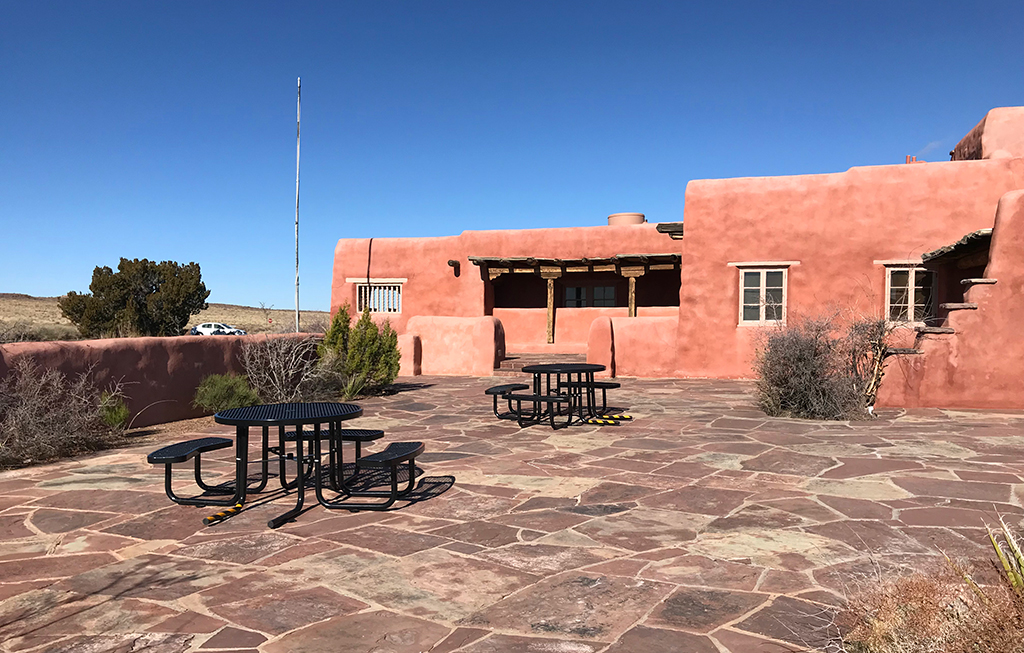 Painted Desert Inn Museum Picnic Area