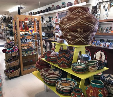 The Store At The Painted Desert Indian Center