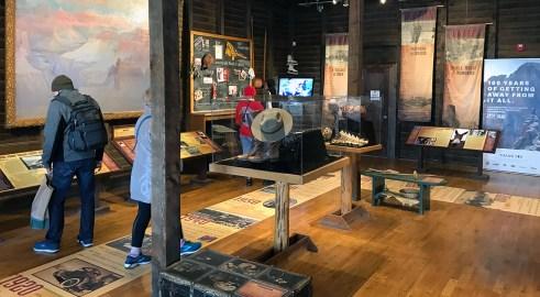 Verkamp's Museum at Grand Canyon Mational Park
