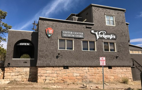 Verkamp's Visitor Center and Museum
