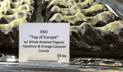 EMJ Top Of Europe Swiss Chocolates
