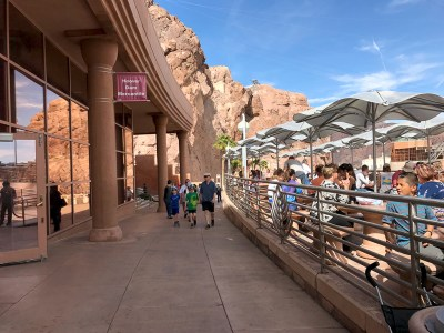 Hoover Dam Shops and Restaurant