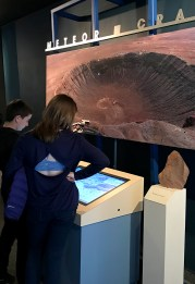 Learning About Meteor Crater