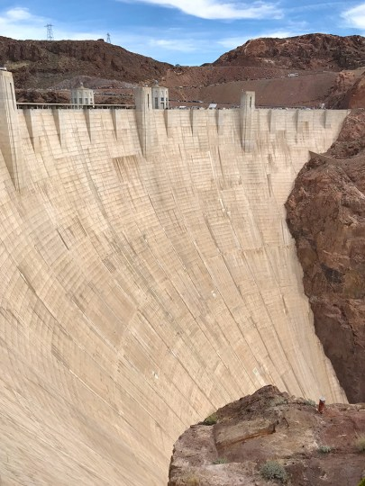 Tour Hoover Dam In Nevada