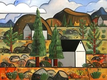 High Prairie By Richard Thompson