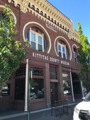Kittitas County Museum in Ellensburg, Washington