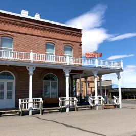 Old Shaniko Hotel