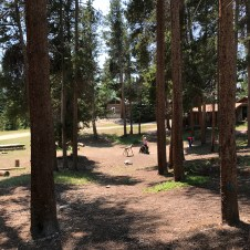 Holzwarth Dude Ranch in Rocky Mountain National Park