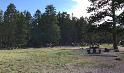 Sprague Lake Picnic Area