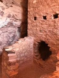 Anasazi Cliff Dwellings Tour