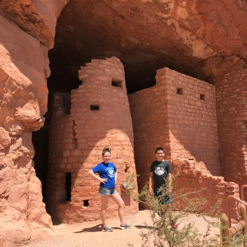 Visit The Manitou Cliff Dwellings