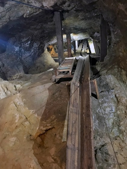 Gold Mine Tour in Cripple Creek, Colorado