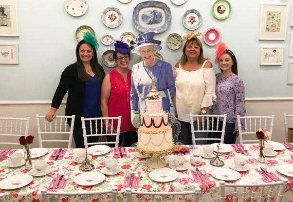 Ladies British Tea in San Francisco