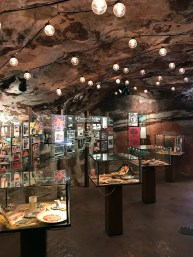 Museum Exhibit at the Manitou Cliff Dwellings