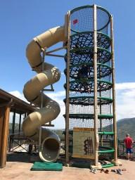 Stalactykes Adventure Slide