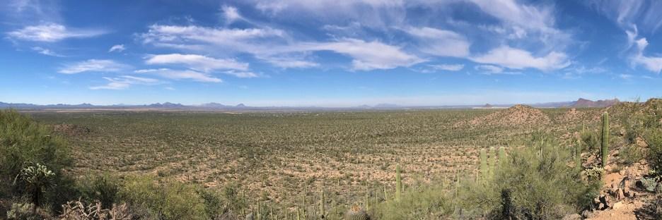 Avra Valley in Arizona