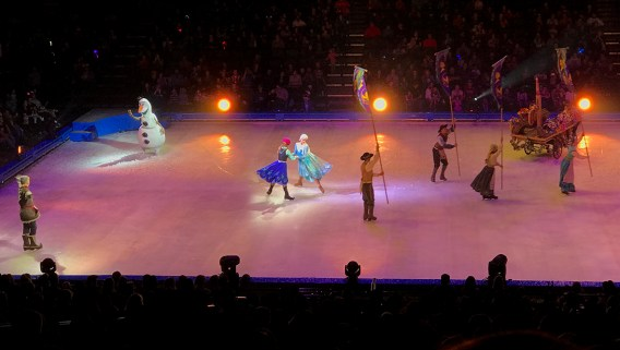 Disney On Ice Features Frozen